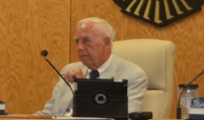Mayor discusses bond increase, Community Park