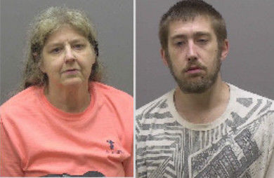 Mother, son arrested following ACSO narcotics search