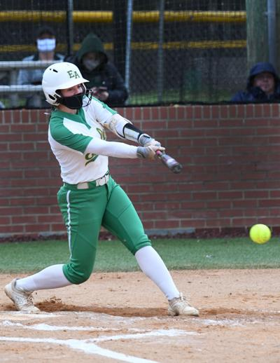 Eagles improve to 4-0 on diamond with 5-2 win over Rockingham