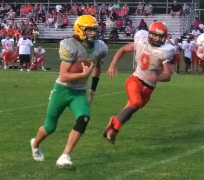 Eastern Alamance hosts challenging foe in home scrimmage