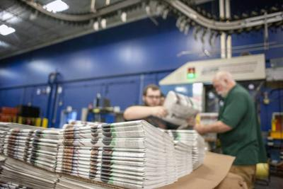 Newsprint tariffs affecting the industry