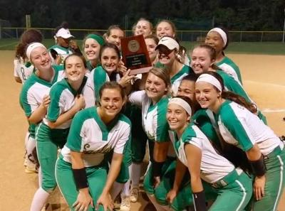 EAHS softball headed to state championship series