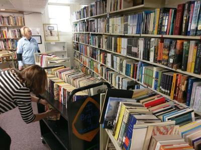Friends of Library Book Sale kicks off Friday afternoon
