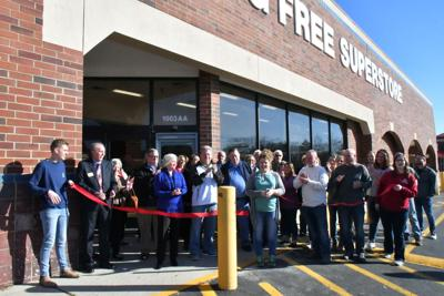 Third and largest Living Free store now open for business