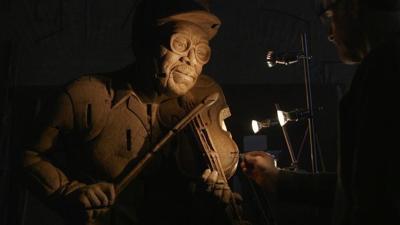 Local musicians immortalized in sculpture, featured in UNC-TV program