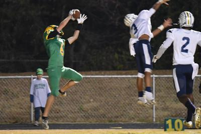 Offensive barrage leads to 42-13 win; Havelock next for Eagles