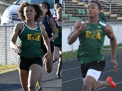 Eagles qualify individual, relay track standouts to states