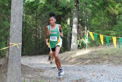 EAHS women's runners place first in All-County tuneup event