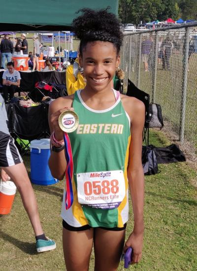 Pair of Eastern distance standouts compete in state championships