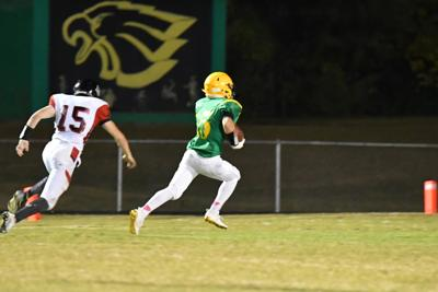 Eagle JVs topple Panthers, 42-6, to continue winning streak