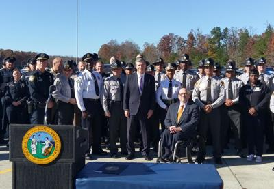 """""""Click it or Ticket"""" campaign begins with special event in Mebane"""