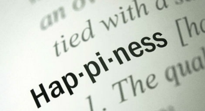 Finding happiness in the coming year
