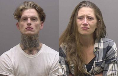 Traffic stop leads to drug arrest of couple