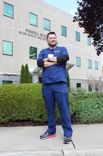 Local student thriving at Alamance Community College's Nursing program