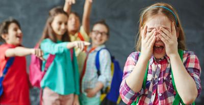 Tips to combat childhood bullying