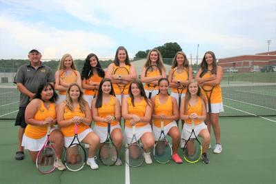 EAHS tennis finishes regular season 10-0, looks ahead to Mid-State Tourney