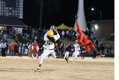 Eastern Alamance drops tough 32-29 final to Southern Nash in fourth round