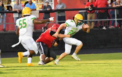 EAHS overwhelms Red Devils in 2019 debut