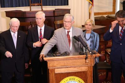 NC Governors speak against proposed amendments