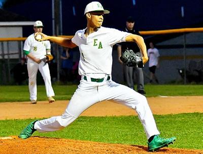 Eastern baseball dominates Warriors on road, falls at home