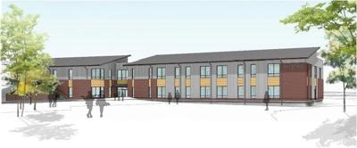 Local school's expansion begins construction