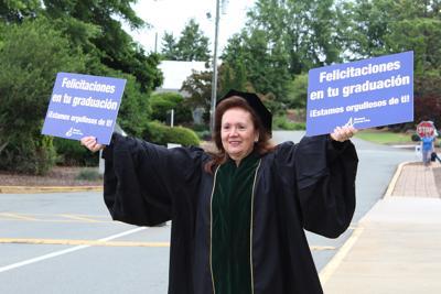 Alamance Community College holds virtual graduation ceremony