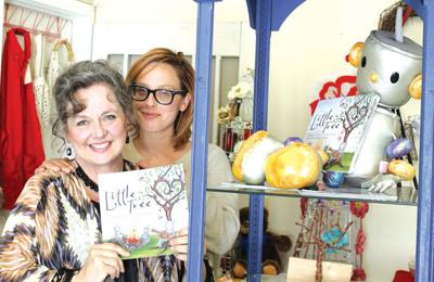 Mother-daughter duo pursue dream