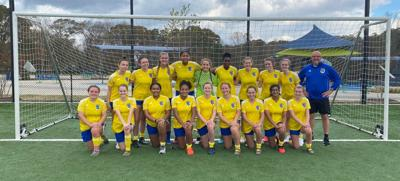 Local club soccer team competes in highest division in state