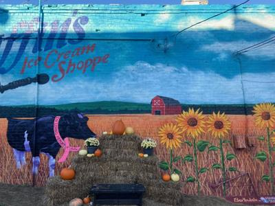 Mebane looking at options for future mural, art projects in town