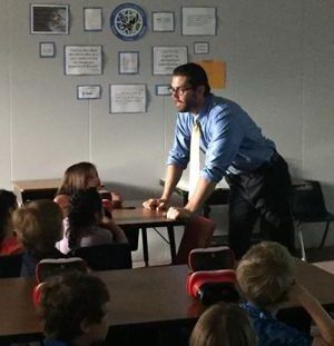 Garrett Elementary School names new Principal