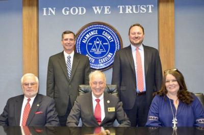 Alamance County Board of Commissioners