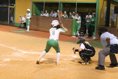 Eagles softball completes undefeated conference run