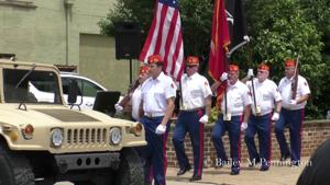 Mebane's annual Memorial Day service