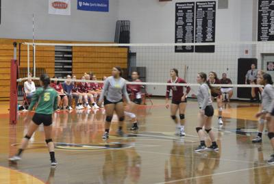 EAHS suffers road loss in volleyball opener