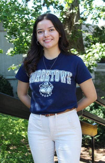 From ACC to Georgetown - one local student's inspirational story