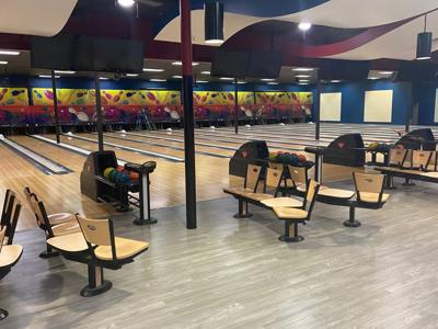Local bowling alley reopening Tuesday, Sept. 8 from 1:00 to 8:00 p.m.
