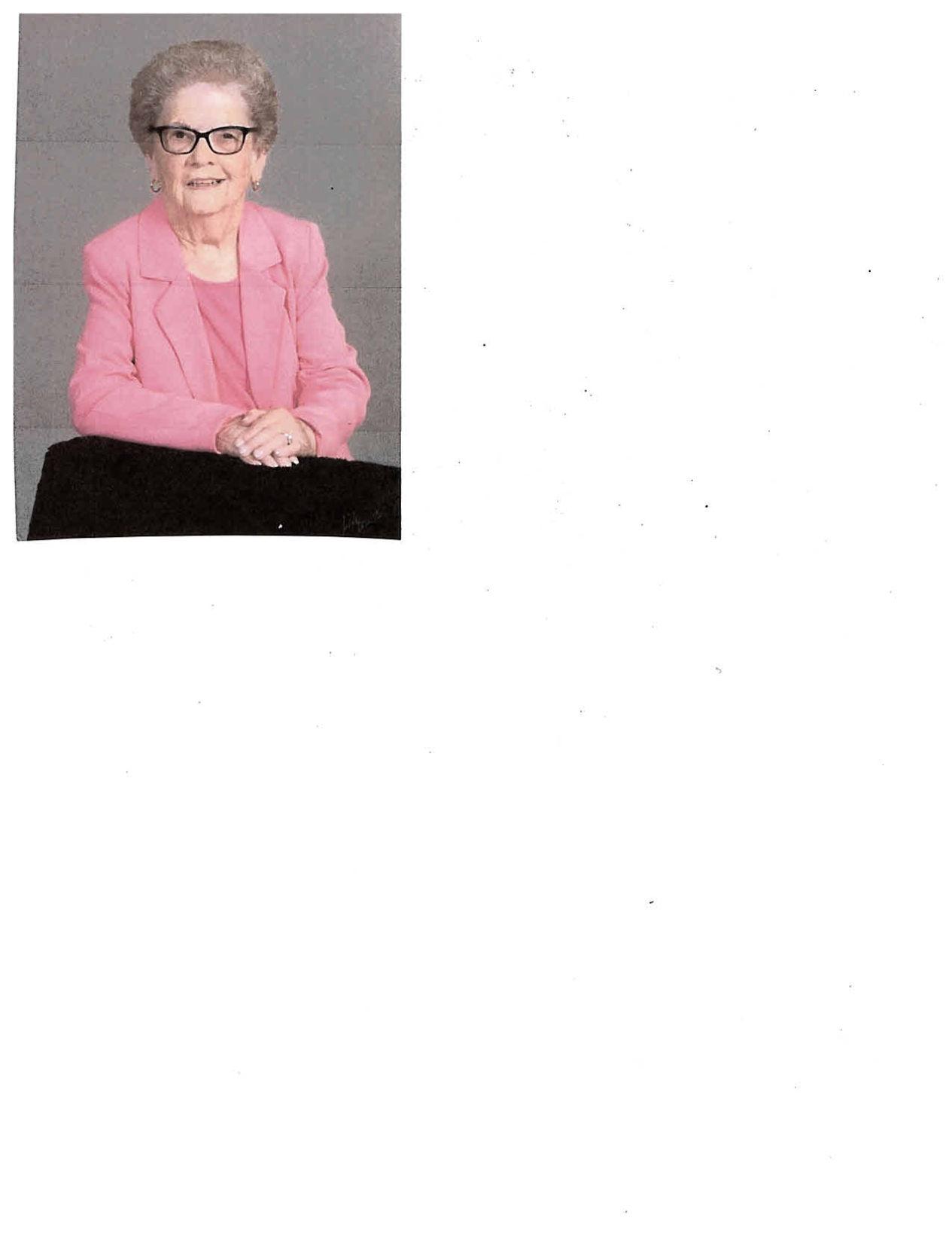 Ruth Vincent Copley