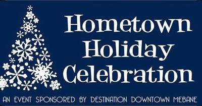 Destination Downtown Mebane again hosting Hometown Holidays