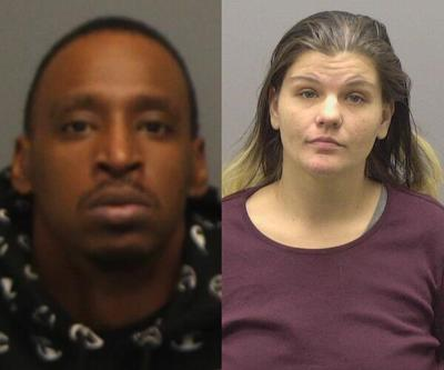 TV heist leads to arrest of two local residents