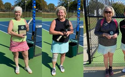 City hosts annual women's singles tennis tournament
