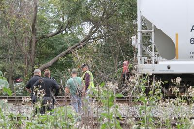 Mebane Police, Fire staff converge to site of train collision