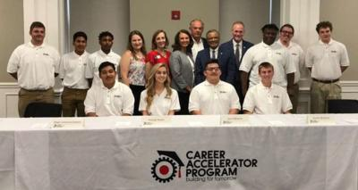 Eastern Alamance students selected for Career Accelerator Program