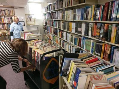 FOL Book Drop-Off Sale taking place January 15