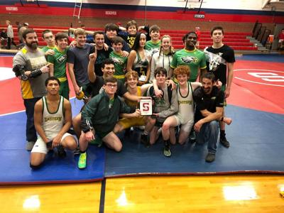 Eastern grapplers prevail over local rivals to win tournament