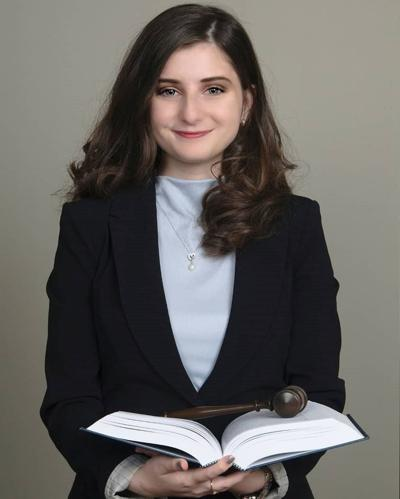 Local resident graduates from ACC and UNC, enters Law School at 19