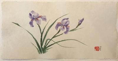 Asian brush art exhibit at MACC starting in early August