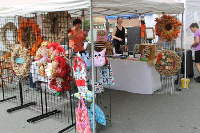 Local craft show running Saturday in downtown area