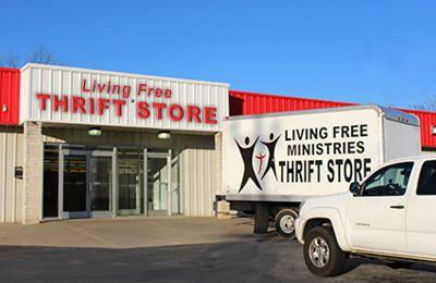 New Living Free thrift store opening soon