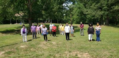 Thompson family hosts limited celebration for 75th annual Reunion