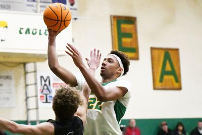 EAHS wins second straight, Eagles girls crush Panthers